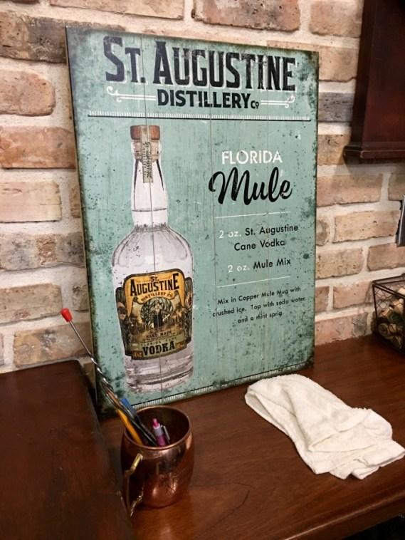 St Augustine Distillery Cocktail Florida Mule Recipe