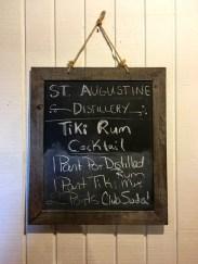 St Augustine Distillery Rum Cocktail Recipe