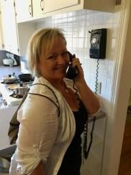 Terri Marshall Phone Buddy Holly Center Lubbock Texas