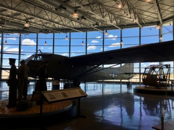 Silent Wings Museum Lubbock Texas Glider