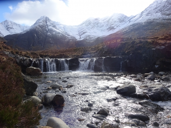 fairie pools skye - The Best Of Skye: A 3-Day Road Trip Itinerary