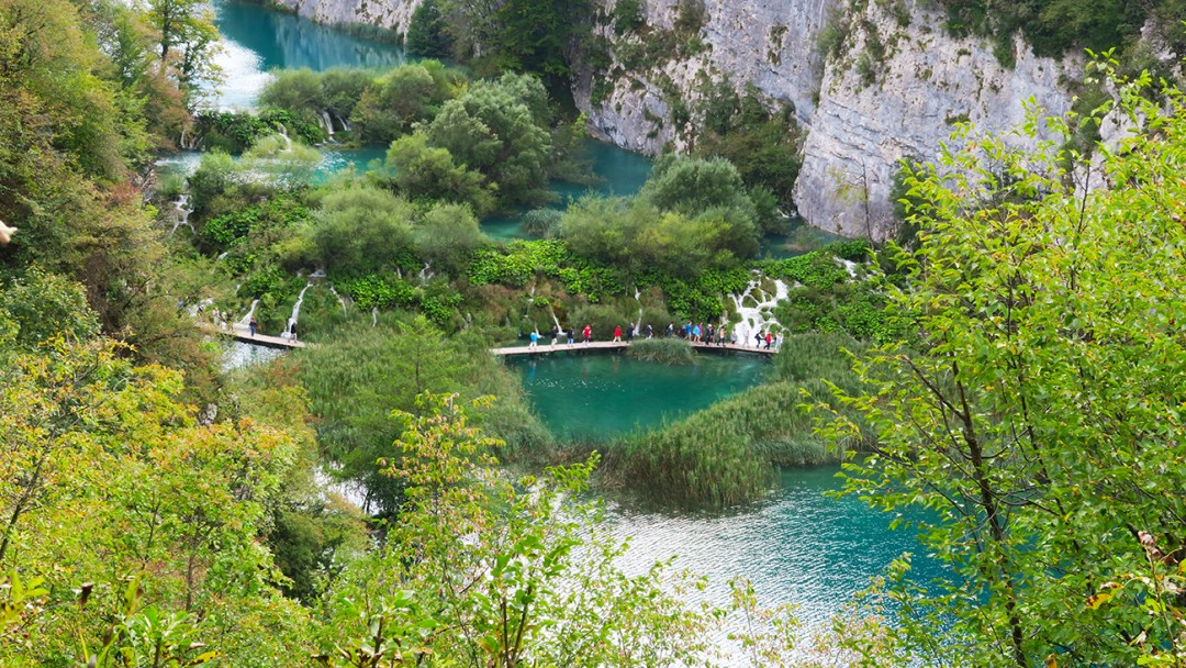 plitvice lakes national park 2 - 5 Reasons to Visit Plitvice Lakes National Park in Croatia