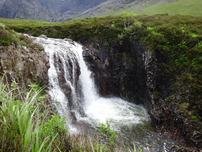 waterfall fairy pools - The Best Of Skye: A 3-Day Road Trip Itinerary