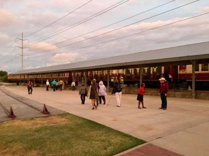 Grapevine Vintage Railroad Texas