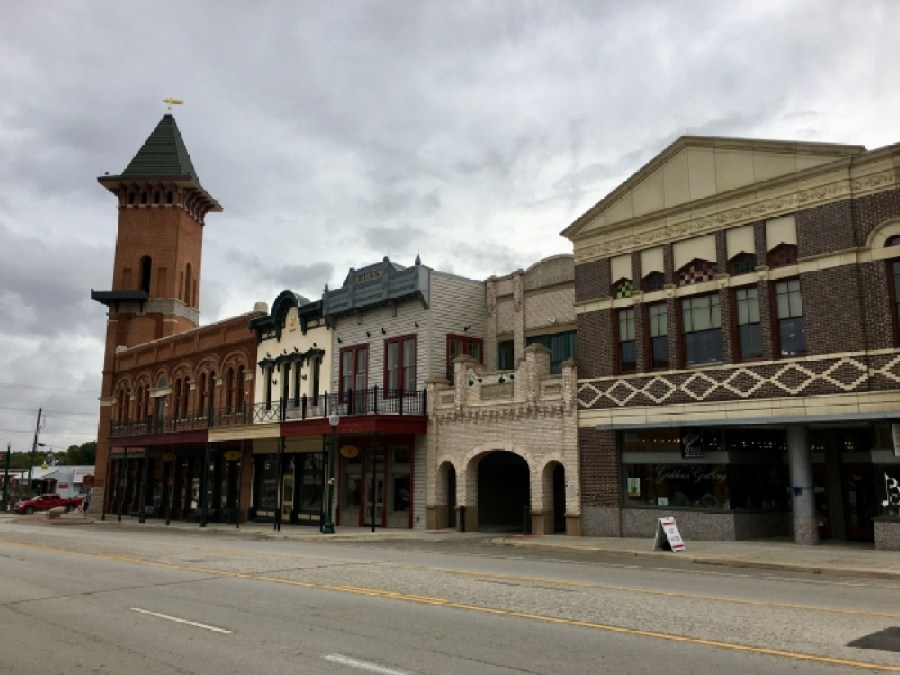IMG 5206 - Walk through History in Grapevine, Texas