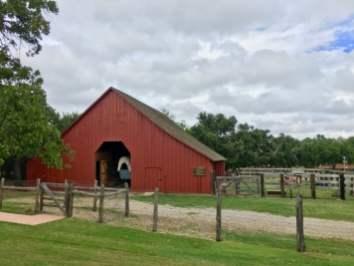 Red Barn Nash Farm
