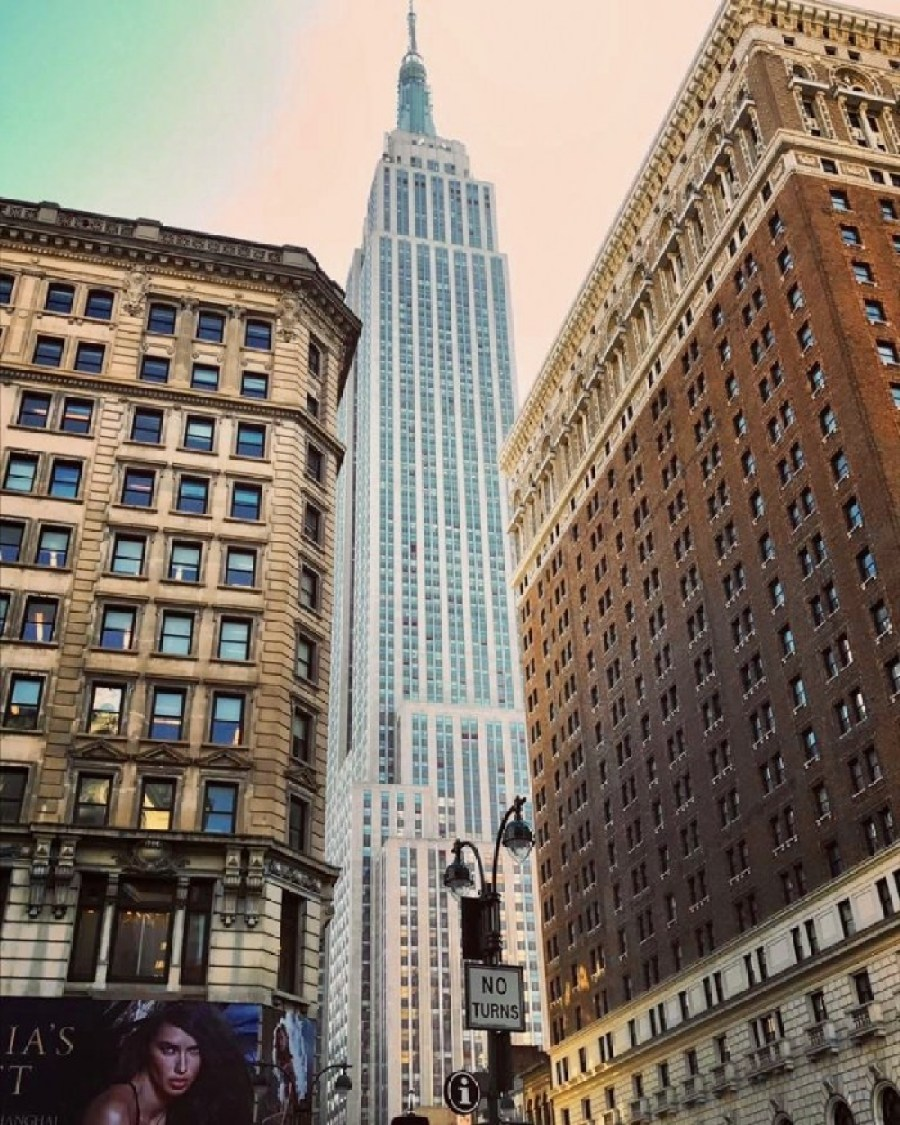 Empire State Building - Confessions of a Traveling Cinephile