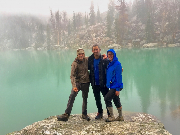 Grand Tetons 1 - Reflections on an Epic US Road Trip