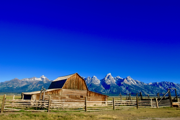 Grand Tetons 3 - Reflections on an Epic US Road Trip
