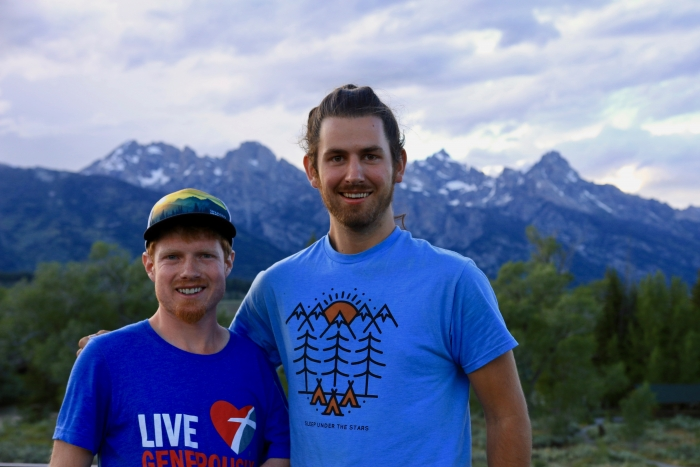 Meeting Lucas at Grand Tetons - Reflections on an Epic US Road Trip