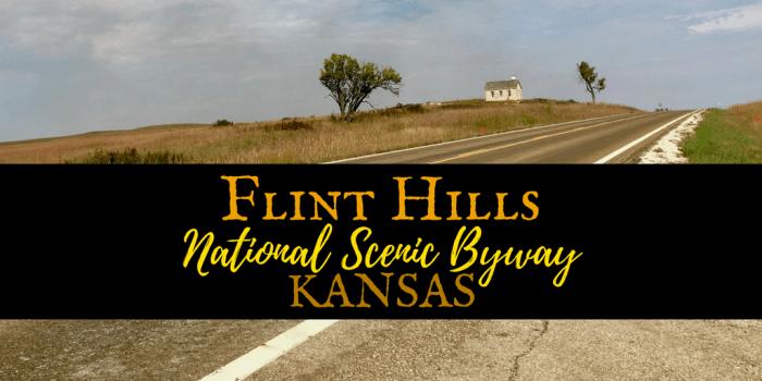 Kansas 4 - Drive the Kansas Flint Hills Scenic Byway