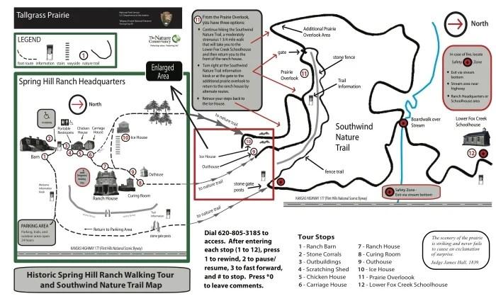 SelfGuidingHQtour2012 - Drive the Kansas Flint Hills Scenic Byway