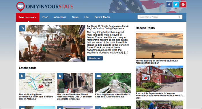 Screen Shot 2017 06 01 at 6.30.35 PM - How to Find Unique Sites for Your USA Road Trip Itinerary