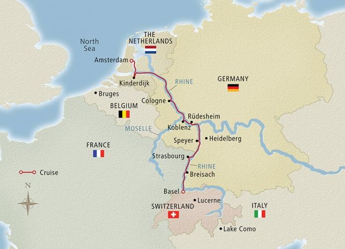 2018 Rhine Getaway 956x690 tcm21 9951 - Viking Christmas River Cruises: A Rhine Getaway Travelogue