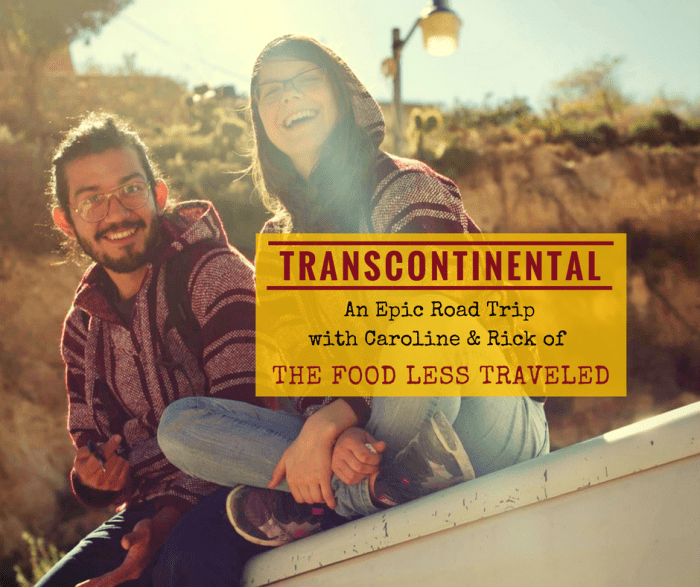 Transcontinental: An Epic Drive to Canada from Mexico