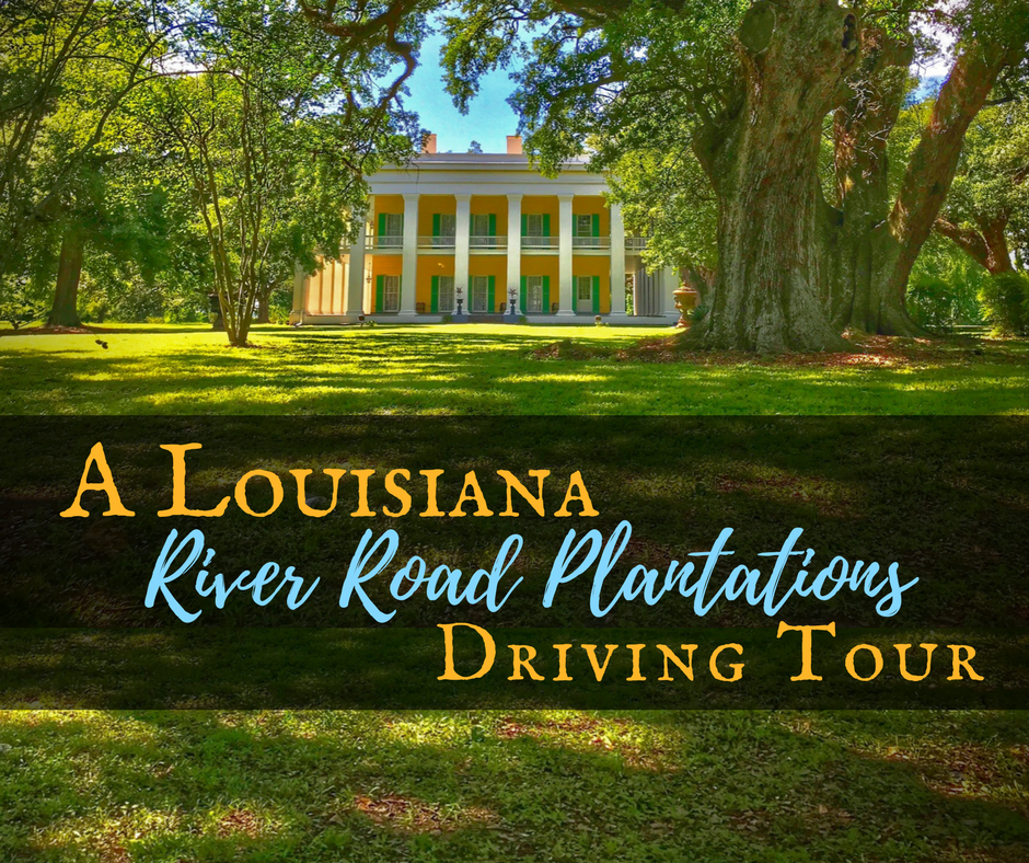 A Louisiana River Road Plantations 2 - Louisiana's River Road Plantations