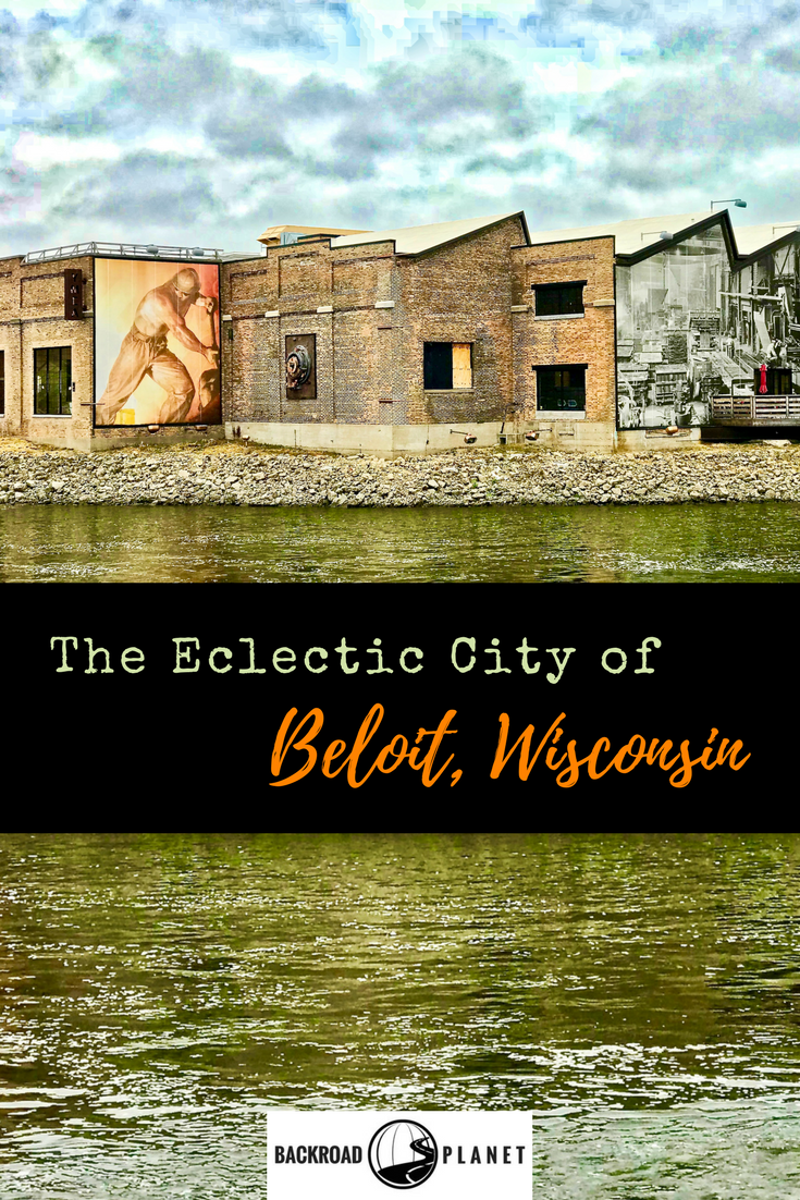 The Eclectic City of 2 - Experience the Eclectic City of Beloit, Wisconsin