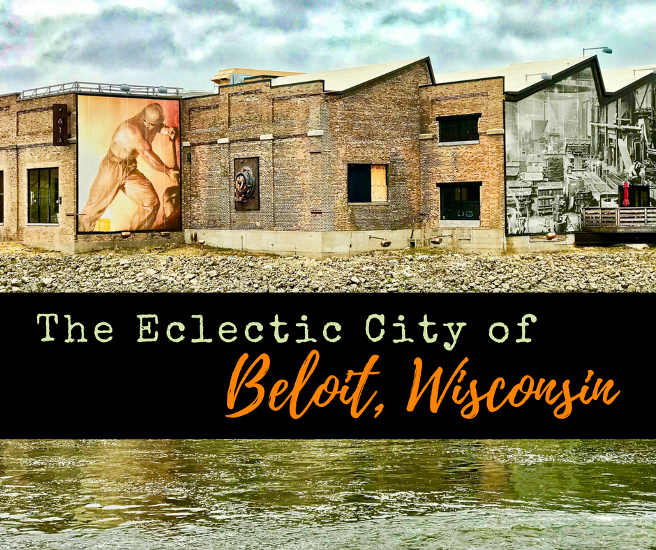 The Eclectic City of - Explore the Rock River Trail through Wisconsin & Illinois