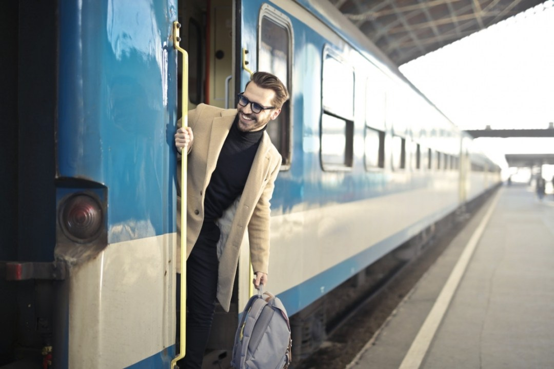 travel light - 6 Practical Tips for a Journey by Train