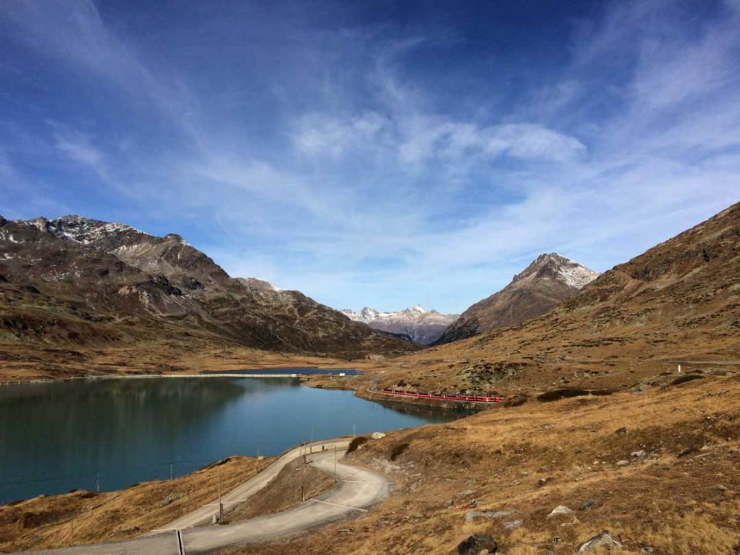 bernina pass - Discover Switzerland's Engadine Valley: The Hidden Side