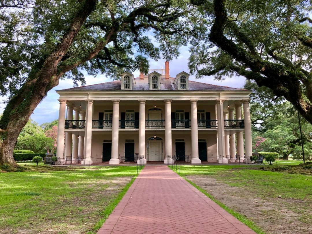 Oak Alley 1 - 6+1 Louisiana Plantation Tours that Interpret the Slave Experience