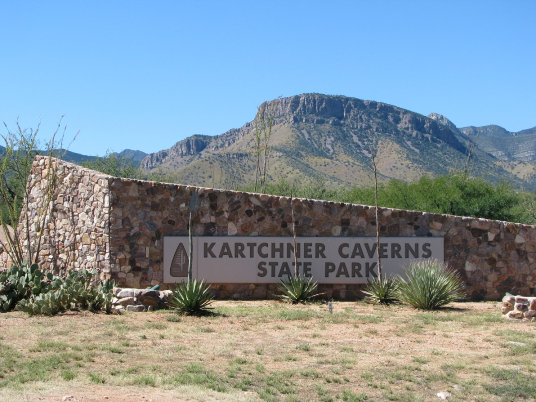 Kartchner Caverns Highway Sign credit AZ State Parks - Explore the Geological and Cultural Diversity of Southeast Arizona