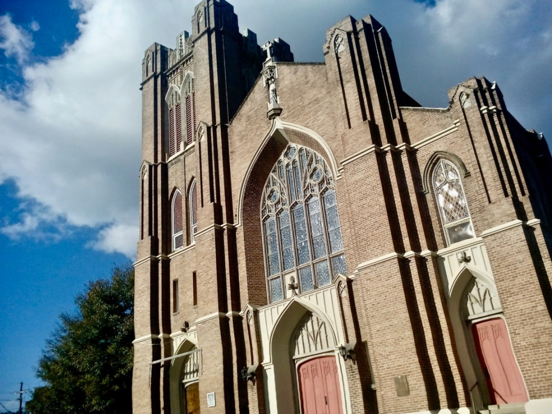 Mid City Church - Uncover the Secrets of New Orleans Neighborhoods