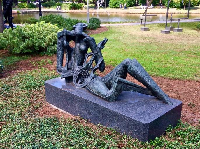 NOMA Sculpture Graden