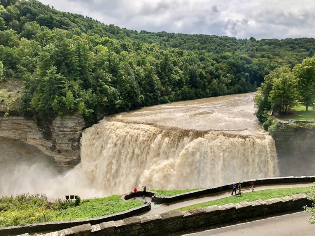 letchworth middle falls - Things to Do in Letchworth State Park