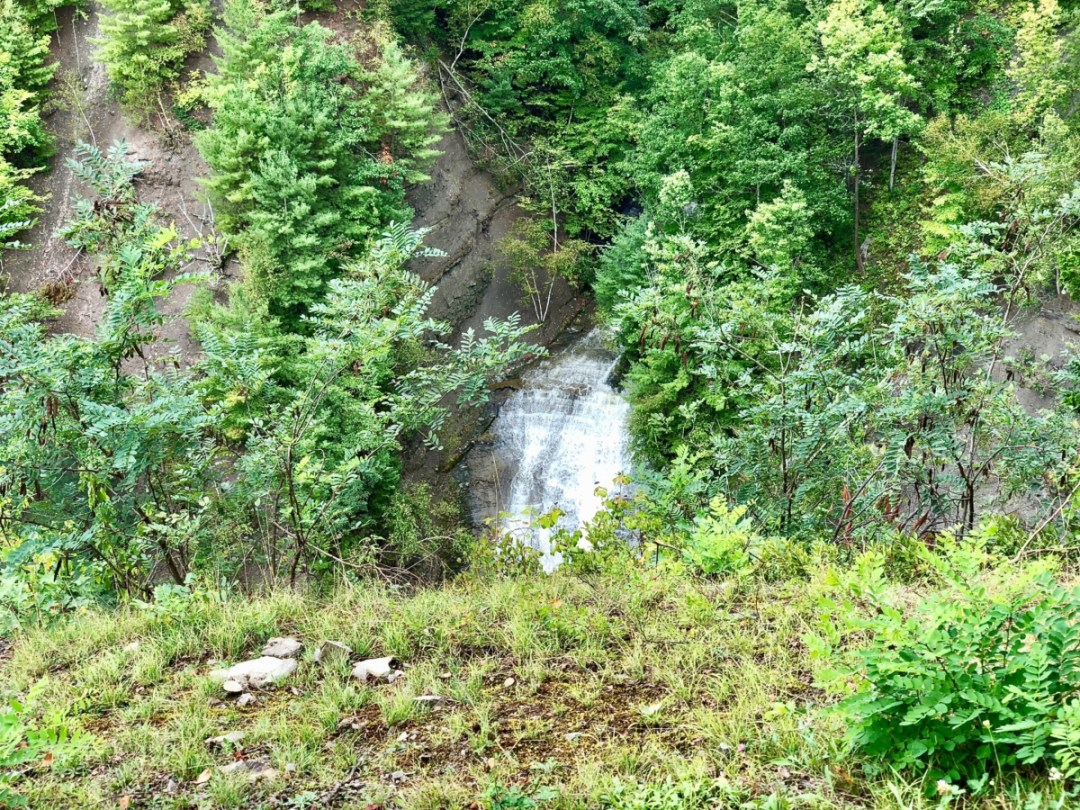 wolf creek cascade - Things to Do in Letchworth State Park