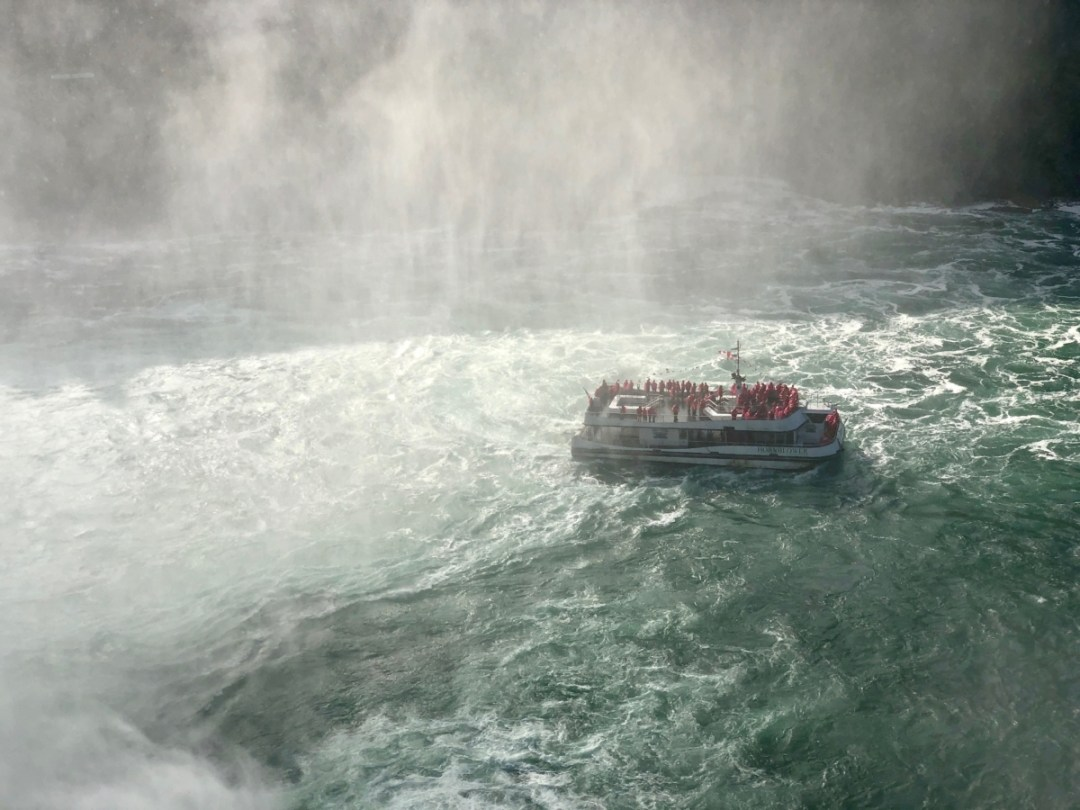 Maid of the Mist - 3 Awe-Inspiring Niagara Falls USA Attractions
