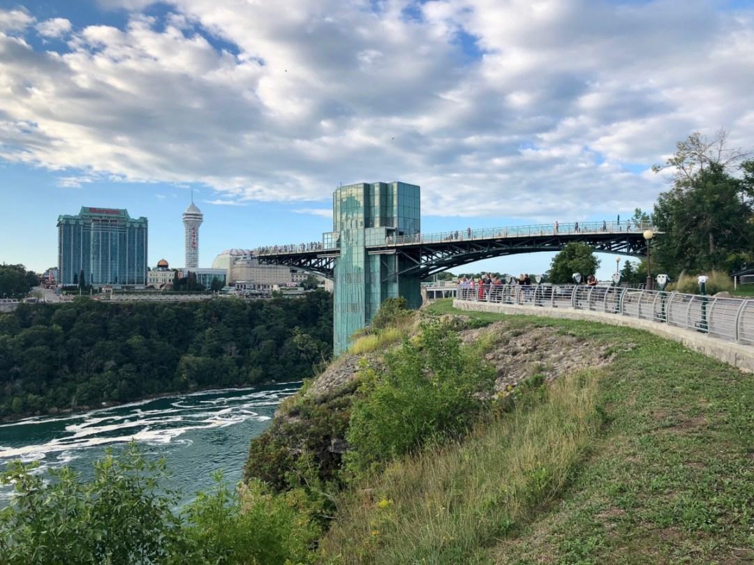 Niagara Falls tower - 3 Awe-Inspiring Niagara Falls USA Attractions