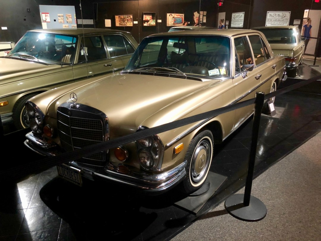 Lucys gold Mercedes - Find Fun and Laughter in Upstate New York