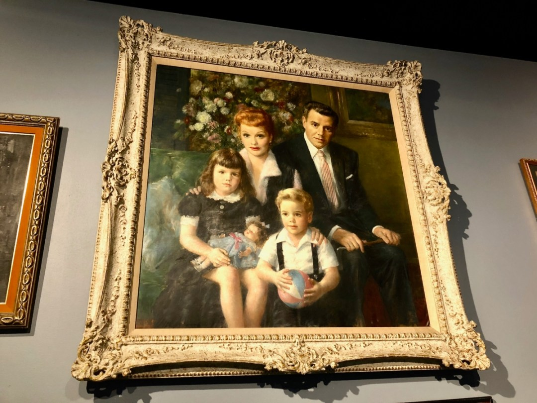 arnaz family portrait - Find Fun and Laughter in Upstate New York