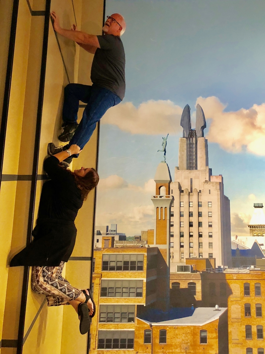 skyscraper climb - Find Fun and Laughter in Upstate New York