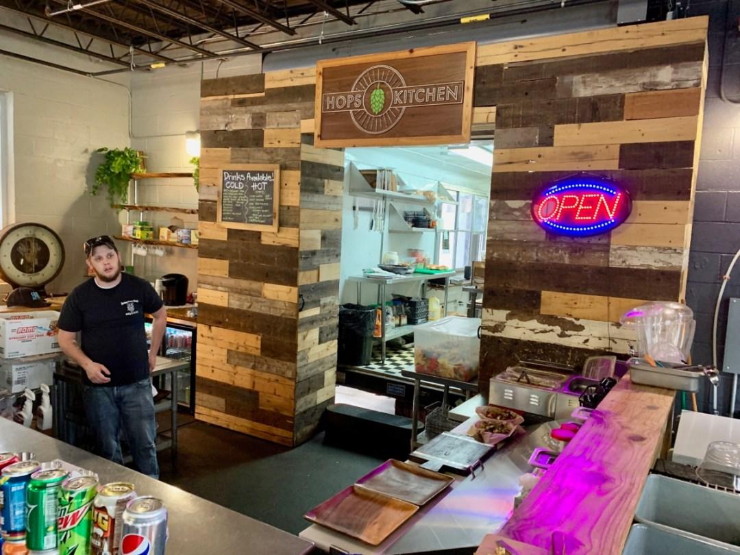 Hops Kitchen Food Truck - 10 Popular Craft Breweries & Restaurants in Waynesboro Virginia