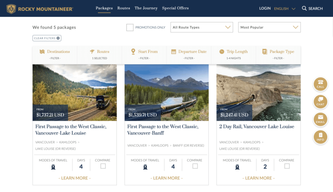 Rocky Mountaineer Train Booking - All Aboard the Rocky Mountaineer! An Insider's Guide to Your Journey by Rail