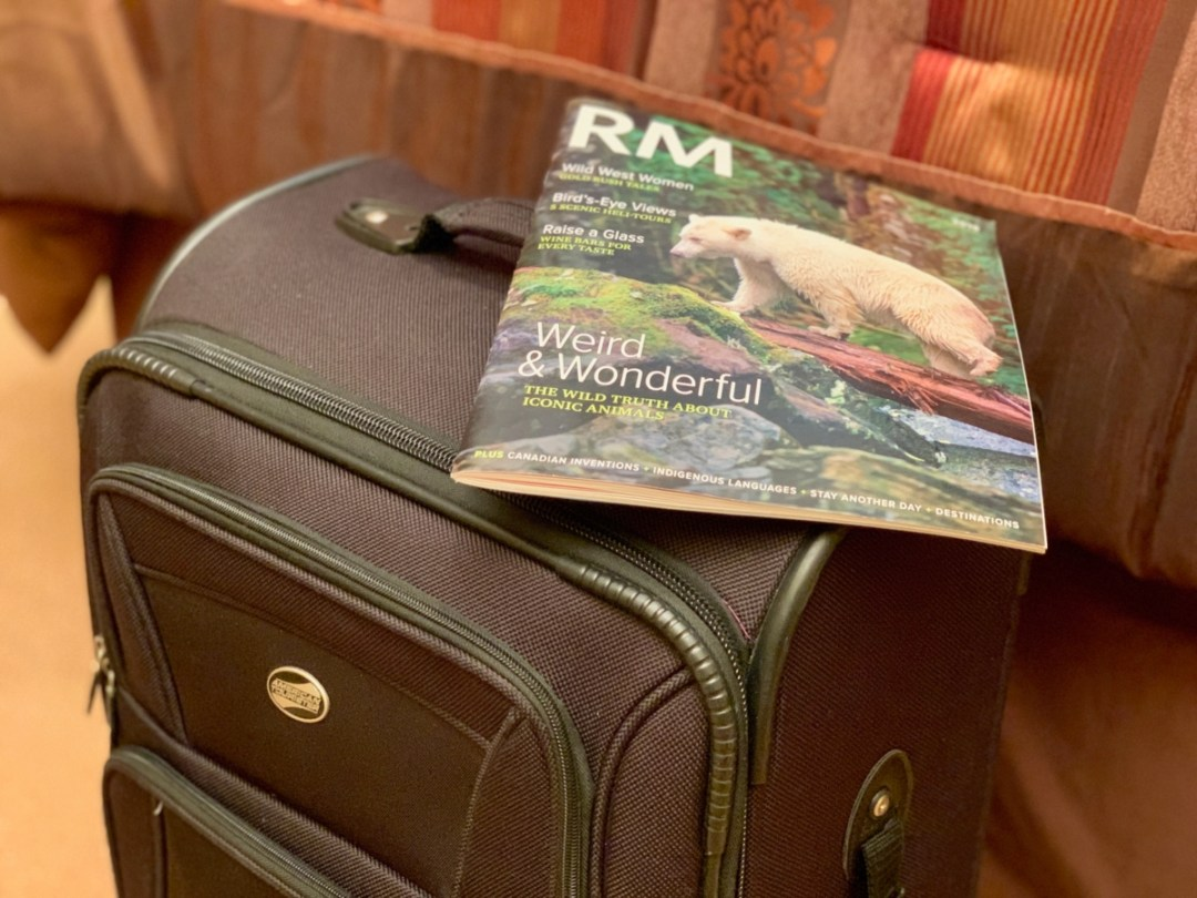 Rocky Mountaineer Train Packing - All Aboard the Rocky Mountaineer! An Insider's Guide to Your Journey by Rail