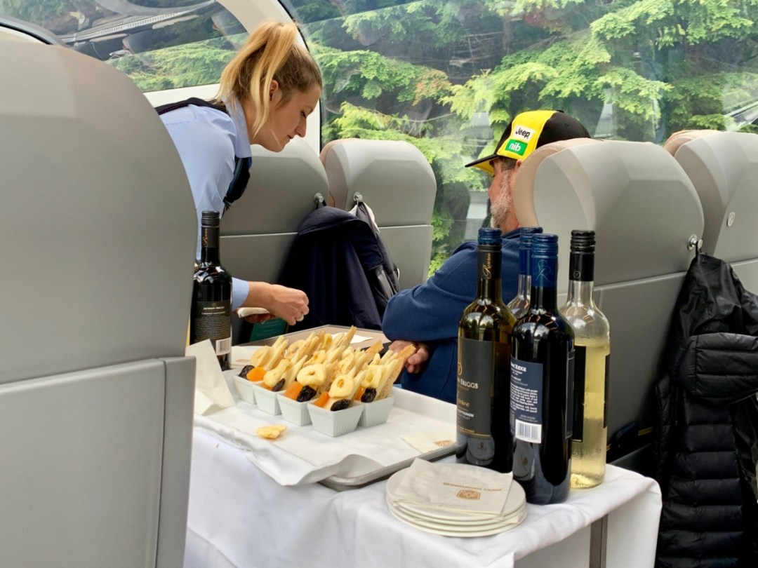 Rocky Mountaineer Train Service - All Aboard the Rocky Mountaineer! An Insider's Guide to Your Journey by Rail