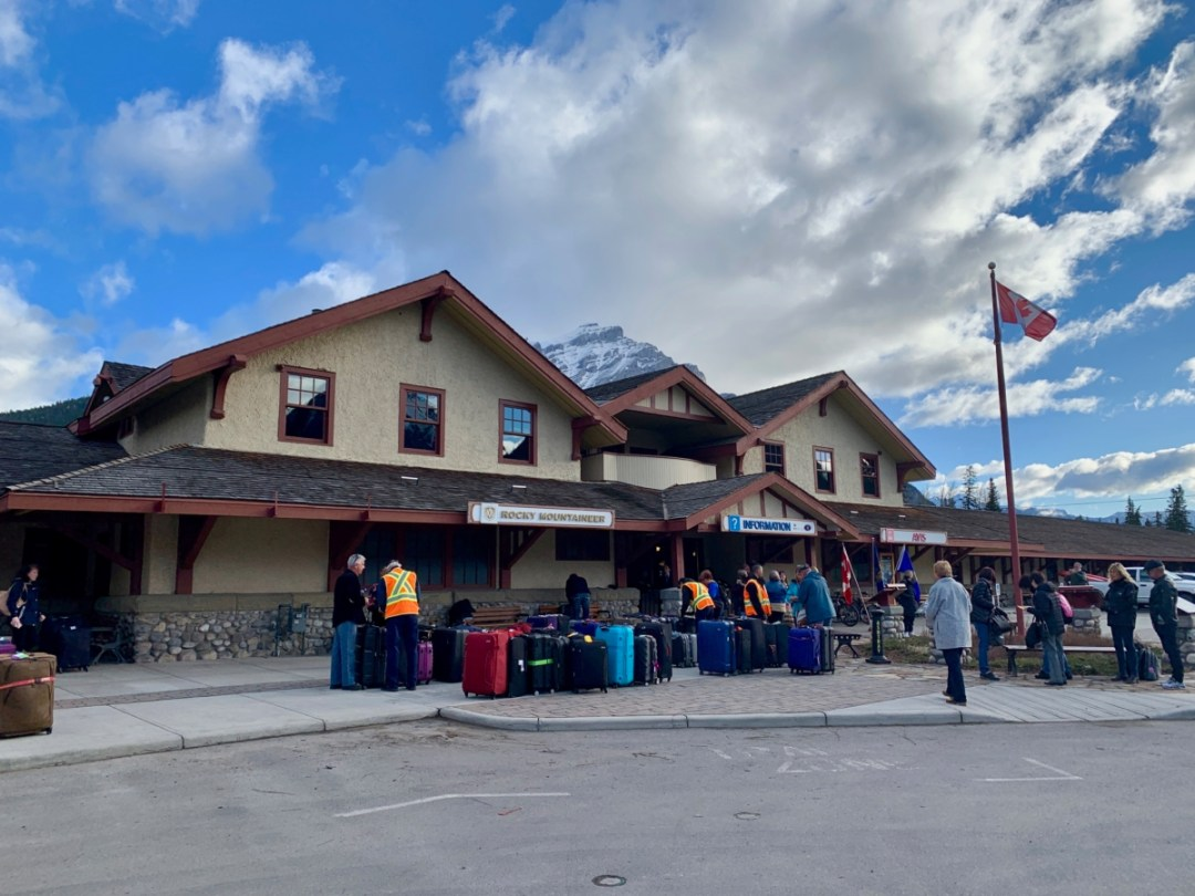 Rocky Mountaineer Train Station Banff - All Aboard the Rocky Mountaineer! An Insider's Guide to Your Journey by Rail