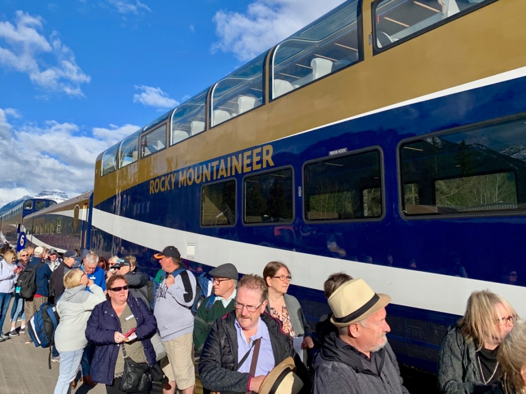 Rocky Mountaineer Train demographic - All Aboard the Rocky Mountaineer! An Insider's Guide to Your Journey by Rail