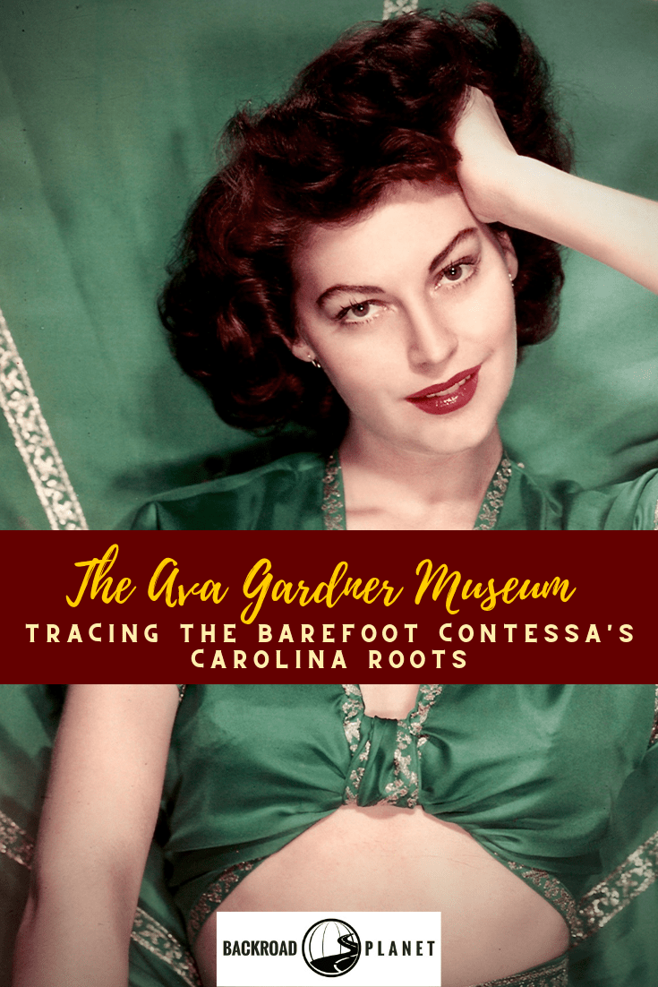 Ava Gardner Museum Pinterest - The Ava Gardner Museum: Tracing the Barefoot Contessa's Carolina Roots