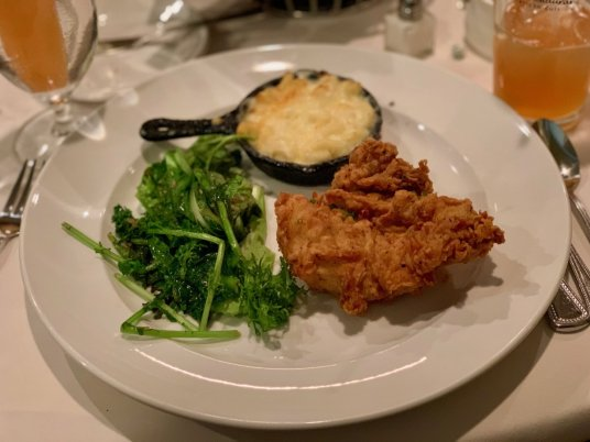 Southern Inn Fried Chicken Plate