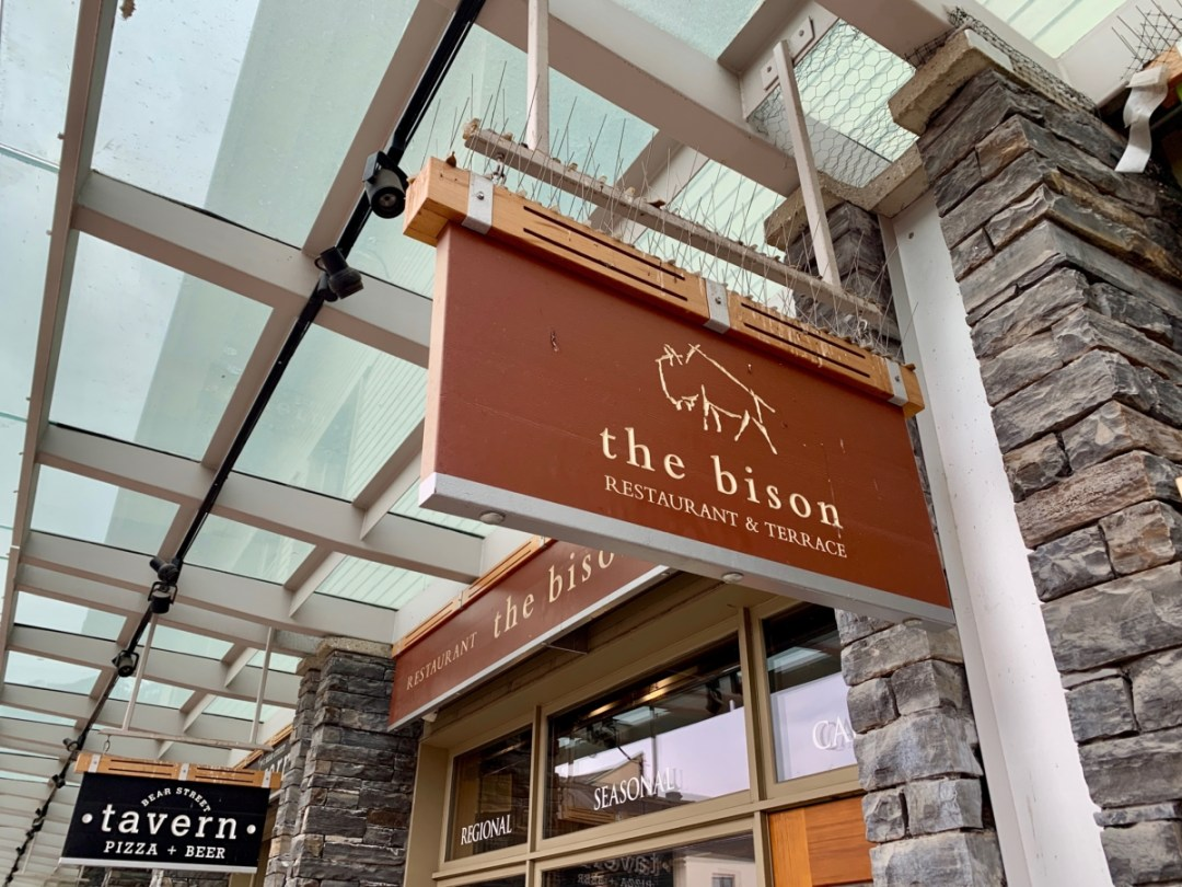 The Bison Restaurant Banff - The Best Sites & Activities for a Town of Banff Adventure