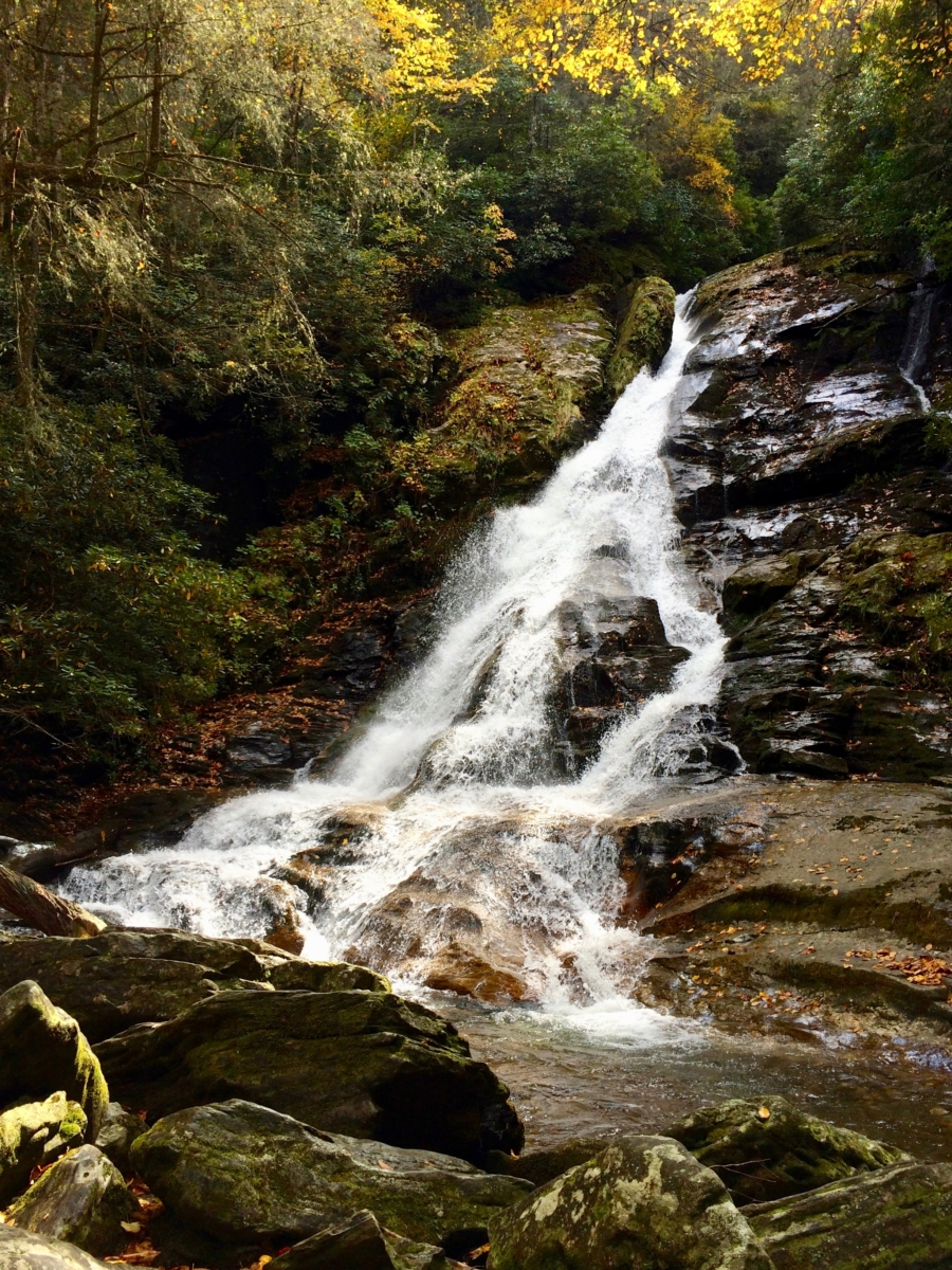High Shoals Falls - North Georgia Swimming Holes & Waterfalls You Can Swim In