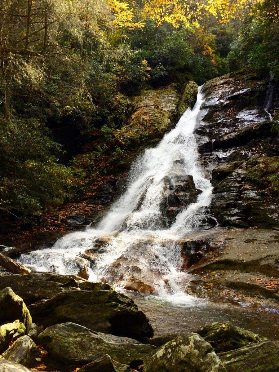 High Shoals Falls - North Georgia Swimming Holes & Waterfalls You Can Swim In