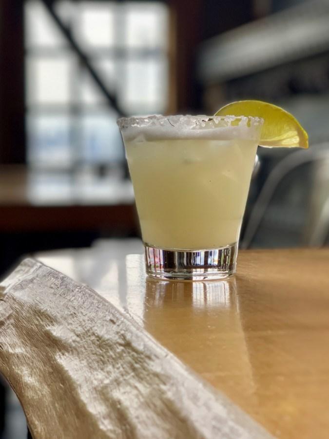 Margarita from Tap & Barrel