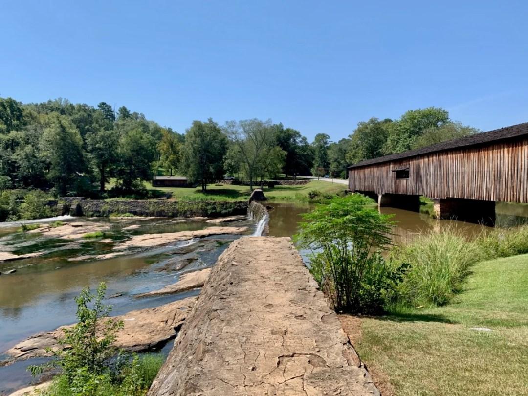 Watson Mill - North Georgia Swimming Holes & Waterfalls You Can Swim In