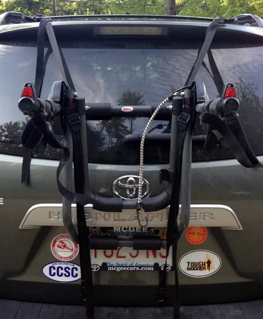 bell bike rack suv