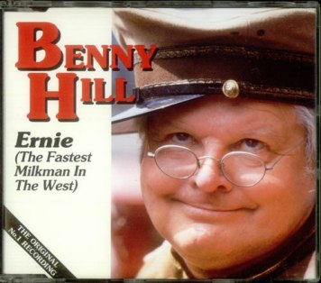 Benny+Hill+-+Ernie+(The+Fastest+Milkman+In+The+West)+-+5-+CD+SINGLE-218404